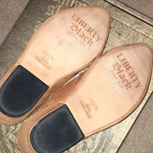 Liberty Black Shoes - NIB Liberty Black Vegas Papaya Booties